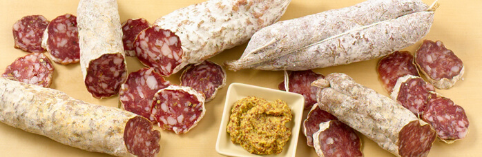 Salami, Wheat Beers