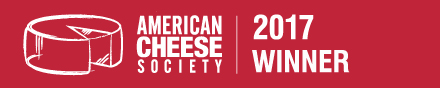 American Cheese Society 2017 Winner