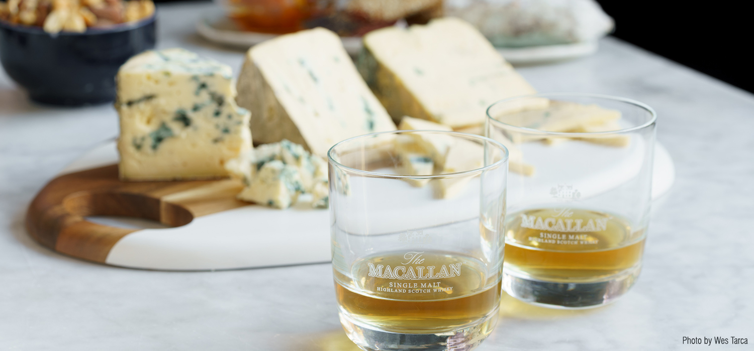 Whisky Business: Murray's & Macallan partner on a gourmet gift collection, pairings and a special release cheese