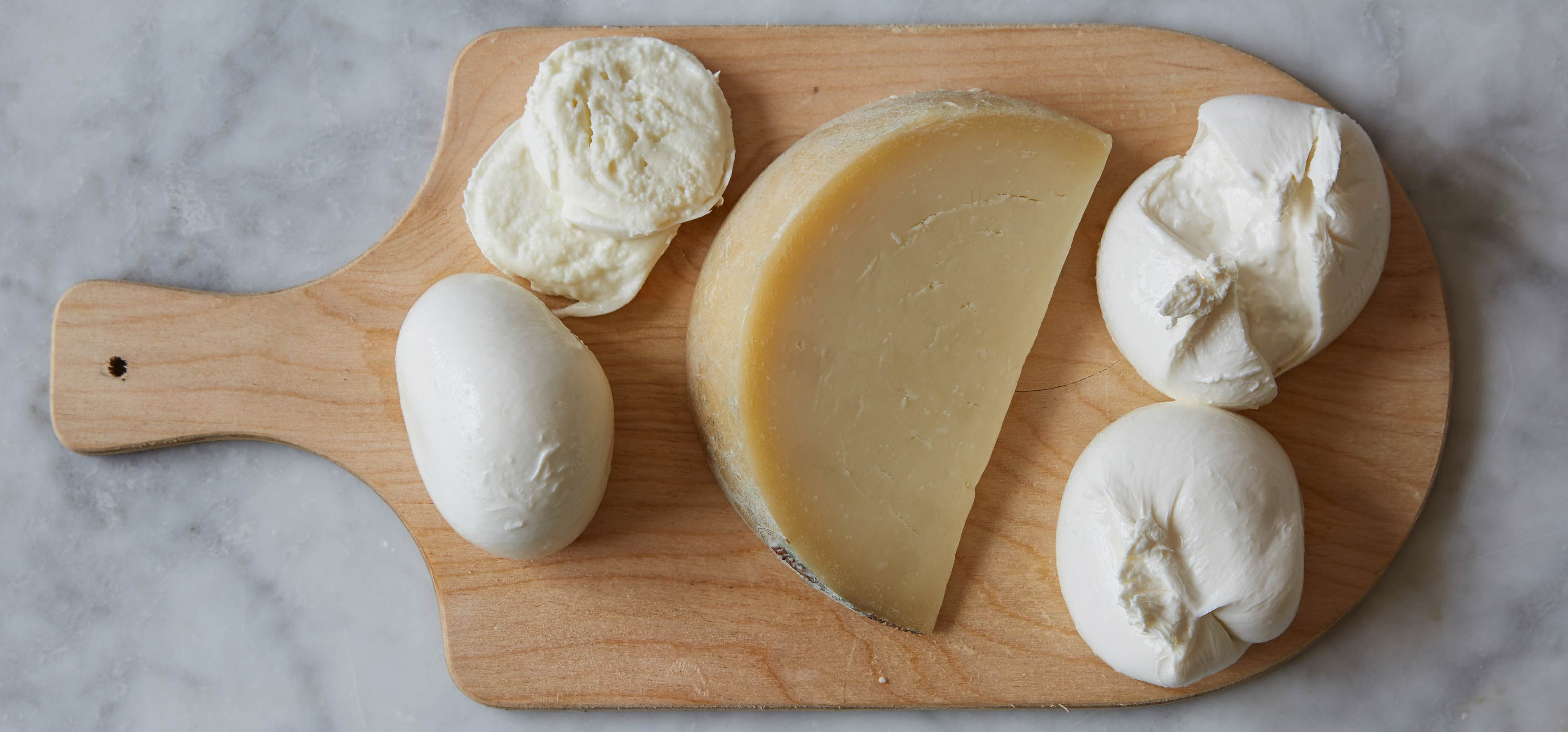 Italian Cheese: All in the Families