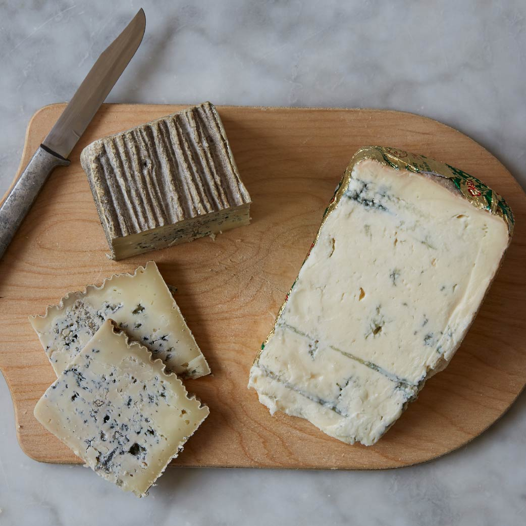 Blue Italian Cheese