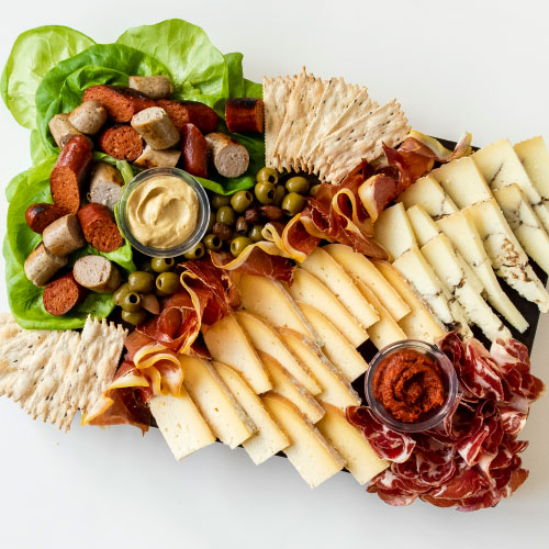 The Charcuterie Lovers Board