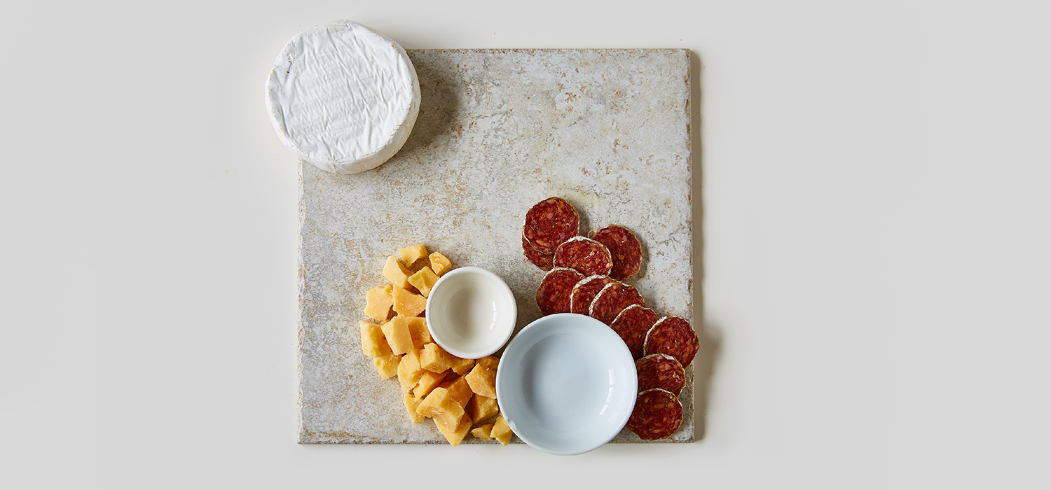 Cheese 101 board assembly 2