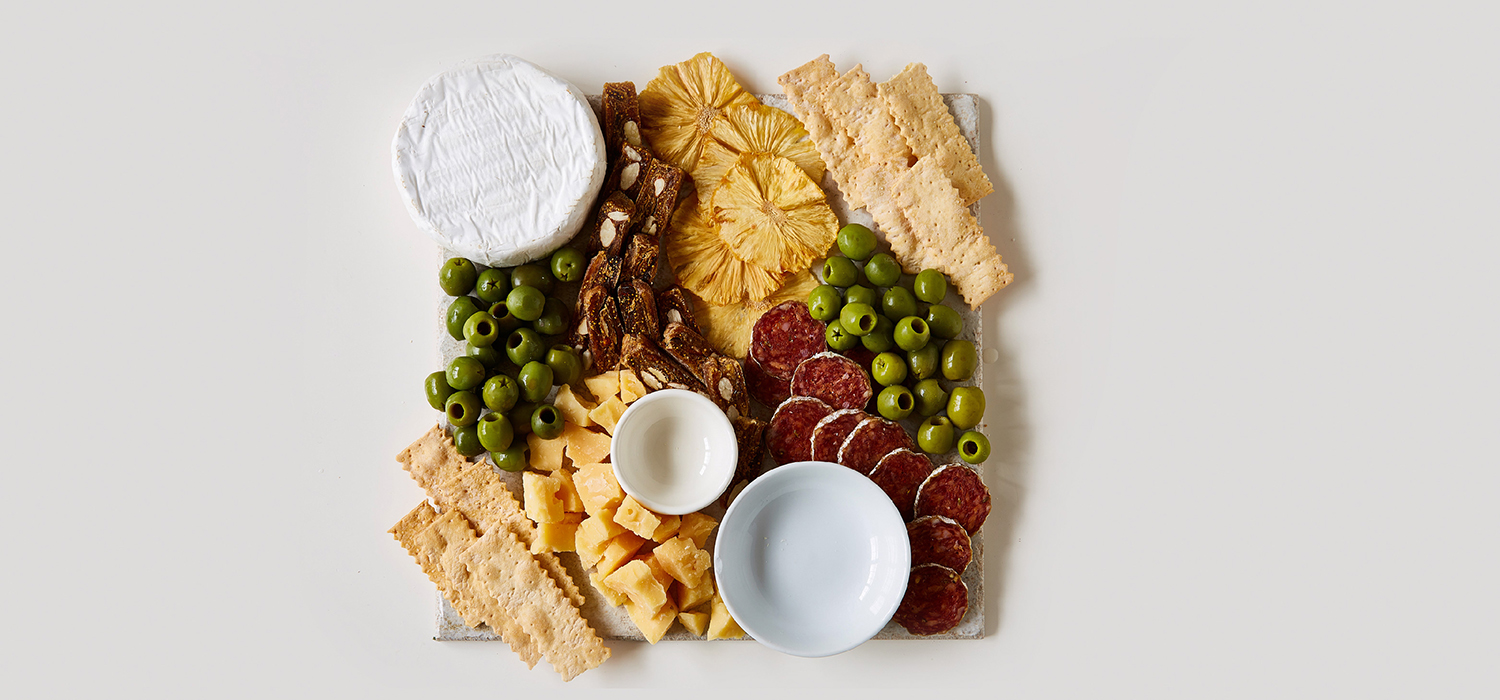 Cheese 101 board assembly 4