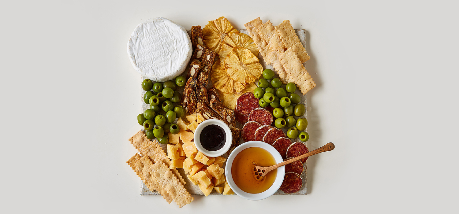 Cheese 101 board assembly 5