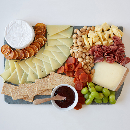 The Greatest Hits Cheese Board