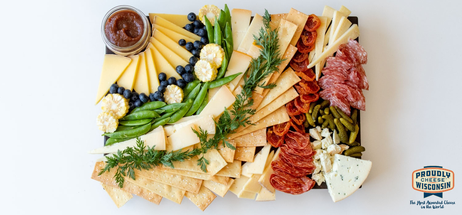 wisco cheese board