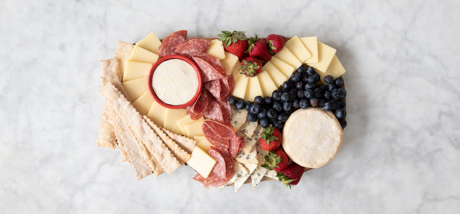 The All American Collection Cheese Board