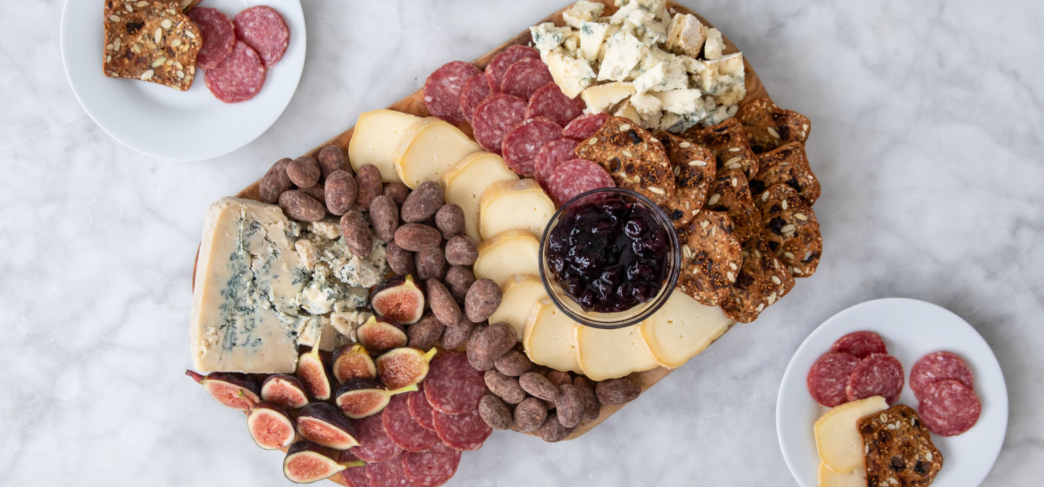 The Best of Point Reyes Cheese Board