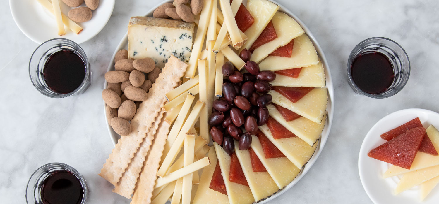 The Perfect Red Wine Pairing Board