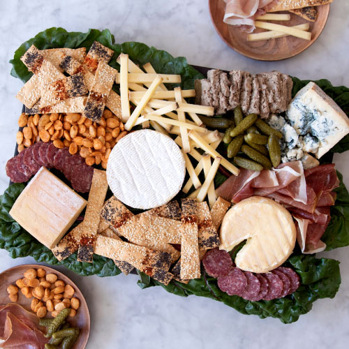 The Adventurous Eats Cheese Board
