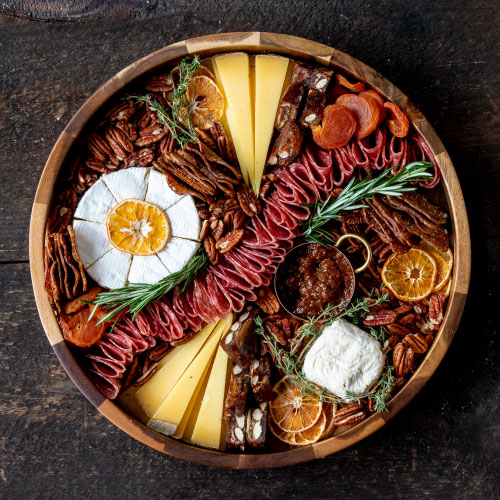 The Autumn Crisps Board by That Cheese Plate