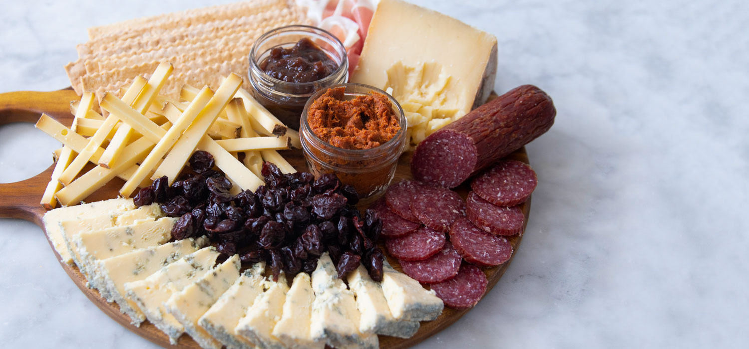 The Best of the Midwest Cheese Board