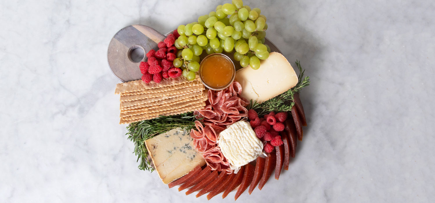 The Best Sellers Cheese Board for Two