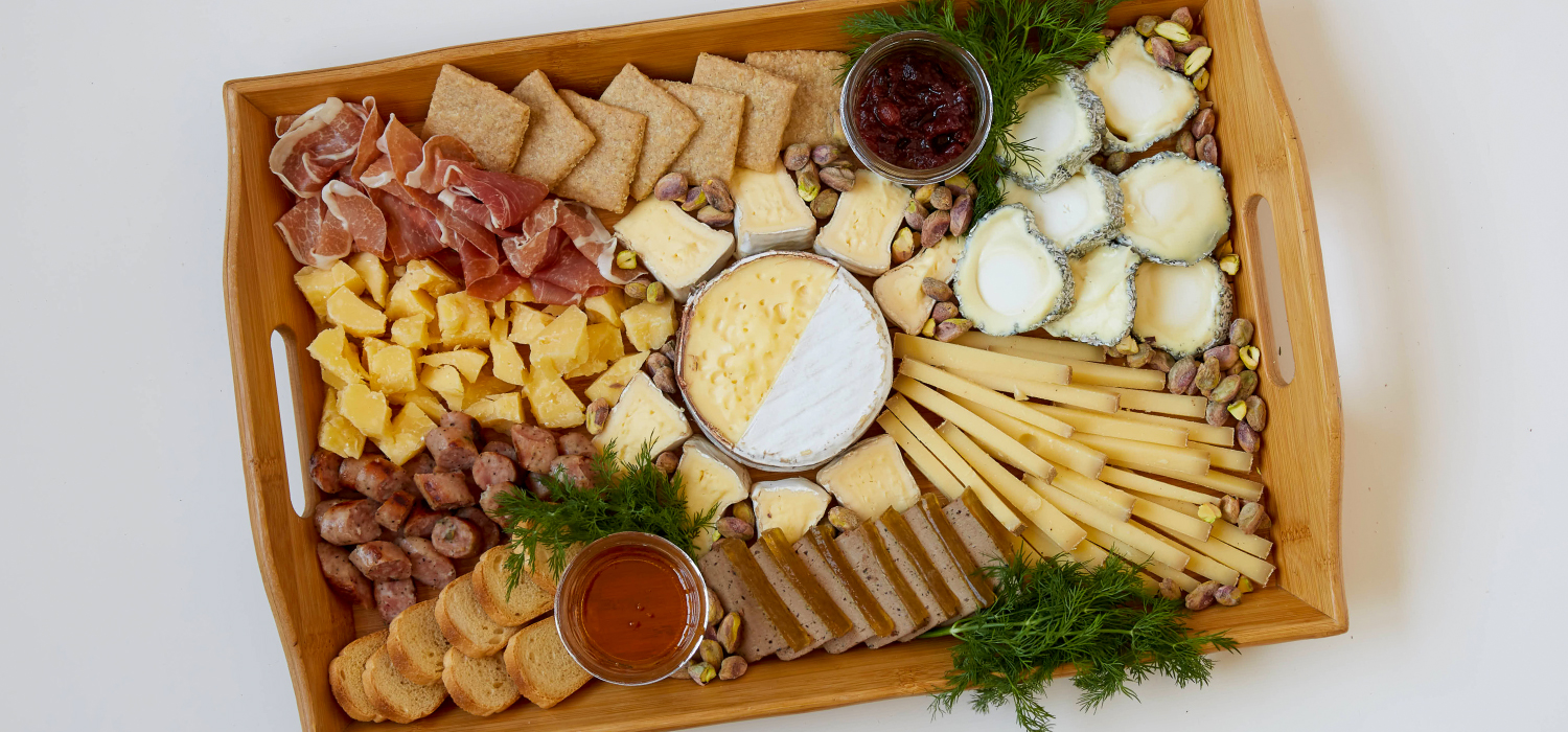 The Brunch Cheese Board