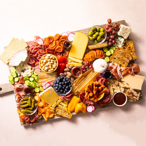 The @ButterBeReady Cheese Board
