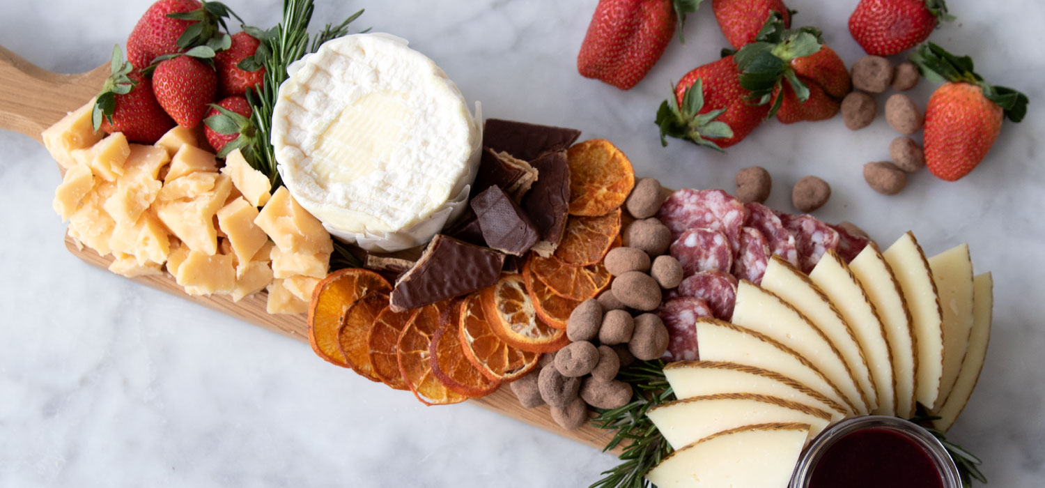 The Date Night Cheese Board
