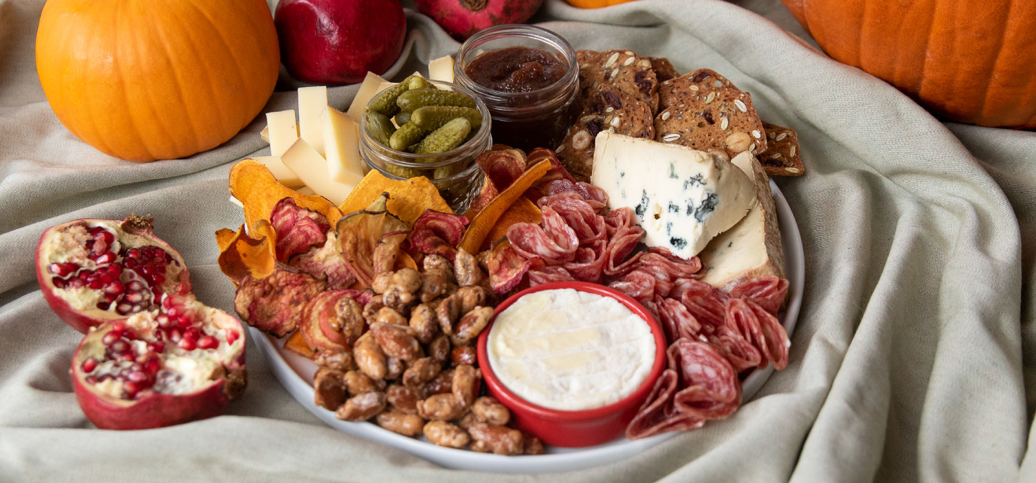 The Fall FavoritesCheese Board