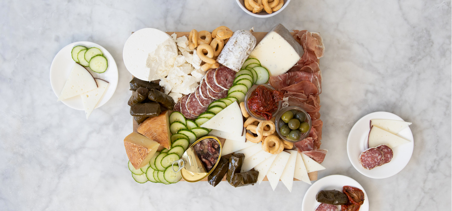 The Mediterranean Picnic Board