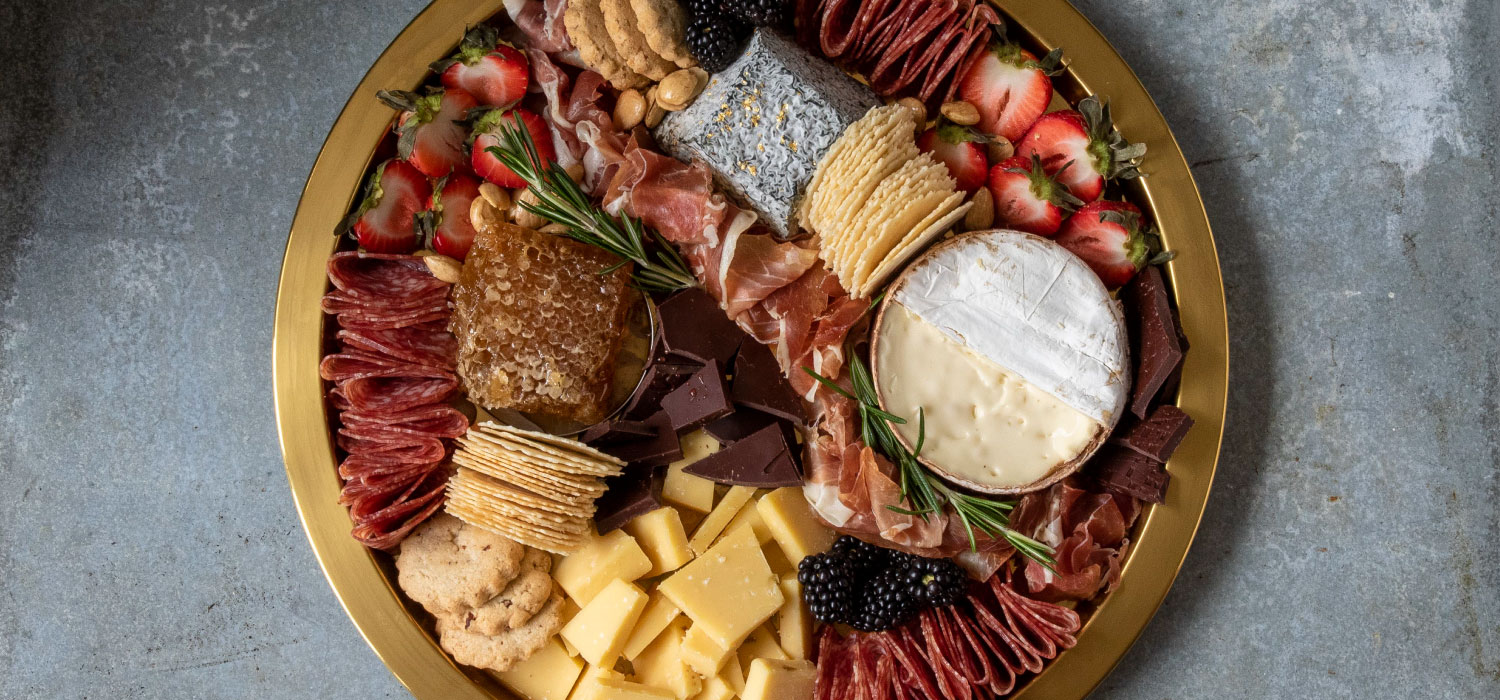 The NYE Board by That Cheese Plate