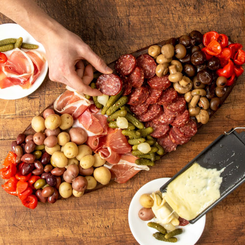 The Raclette Party Board