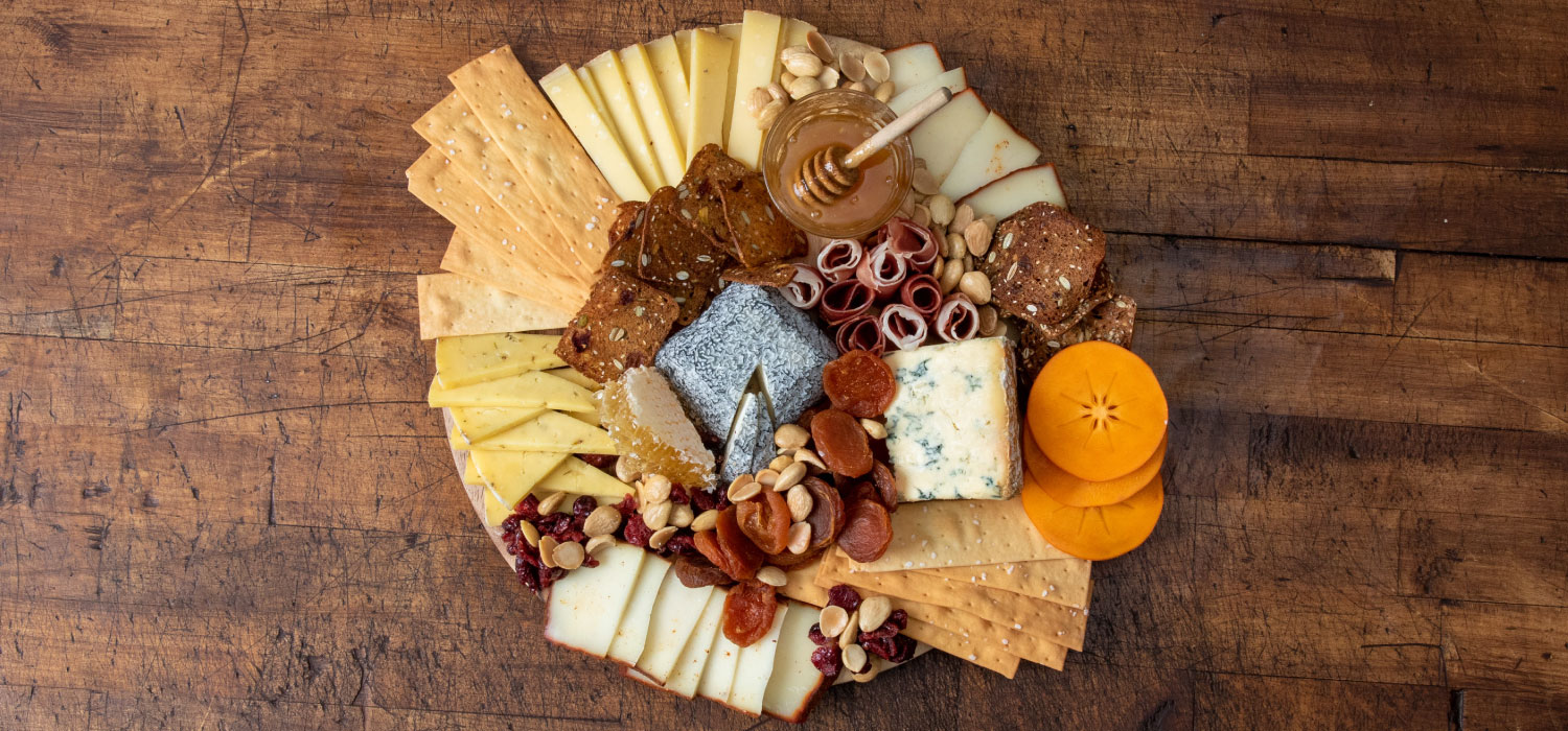 The Season's Cheeses Board by Jake Cohen