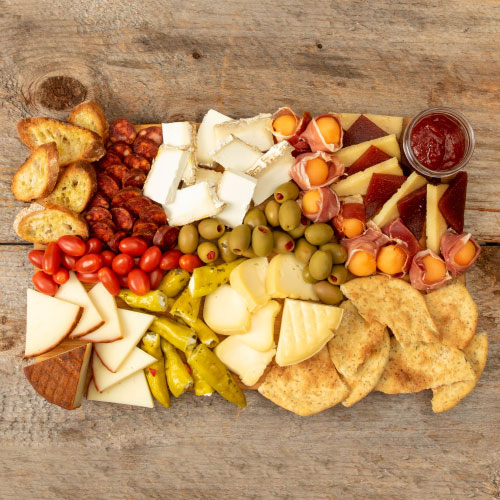 The Spanish Tapas Board