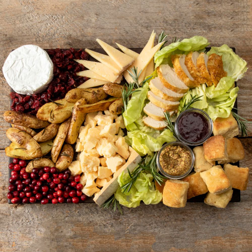 The Thanksgiving Leftovers Board