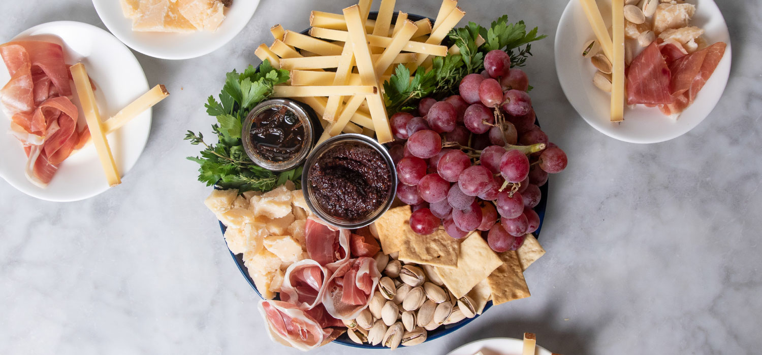 The Timeless Classics Cheese Board