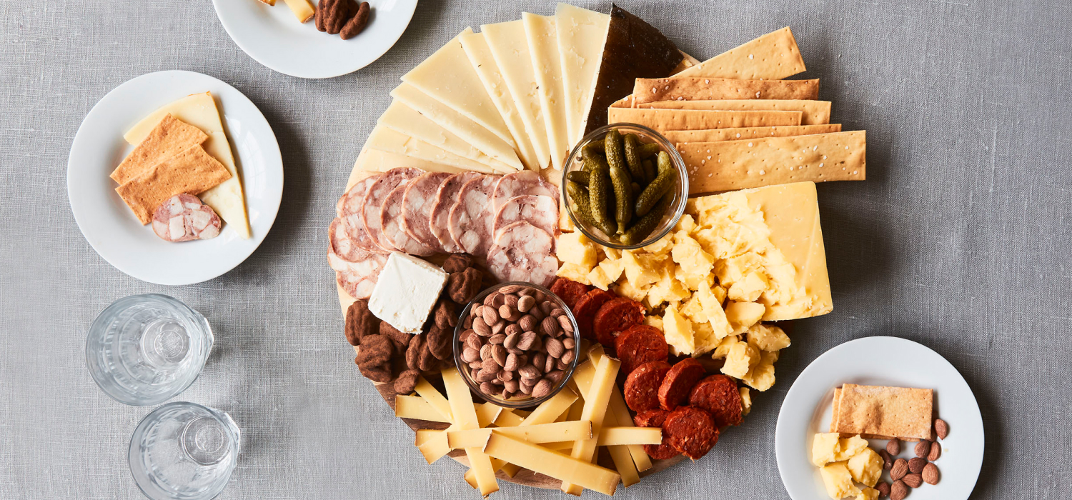 The Travel Cheese Board