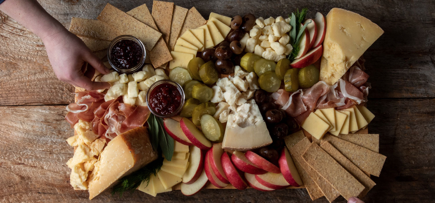 The Ultimate Cheddar Board