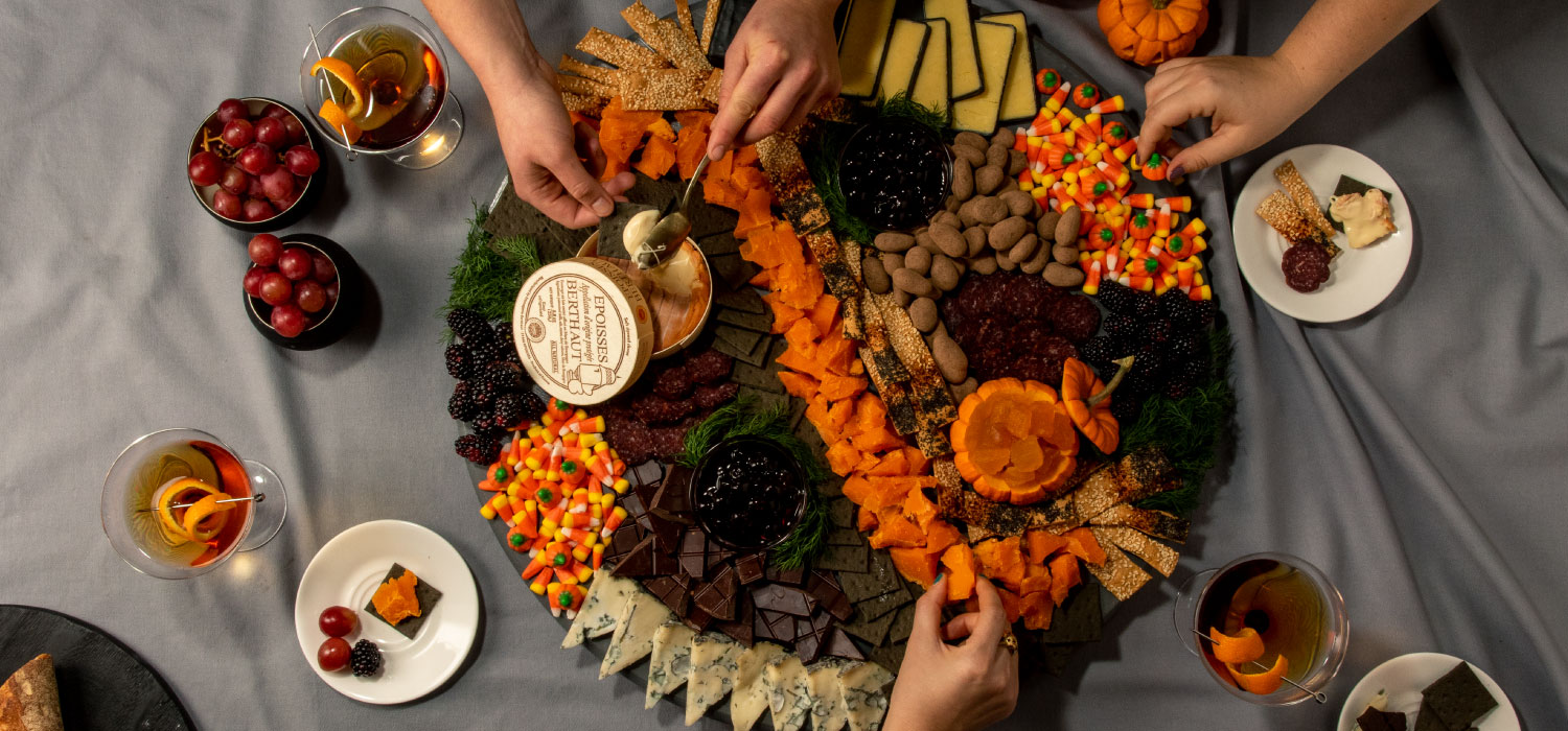 Fallin' For Cheese Board by Nashville Cheese Gal