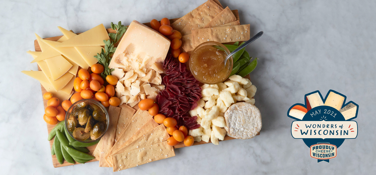 The Wonders of Wisconsin Cheese Board