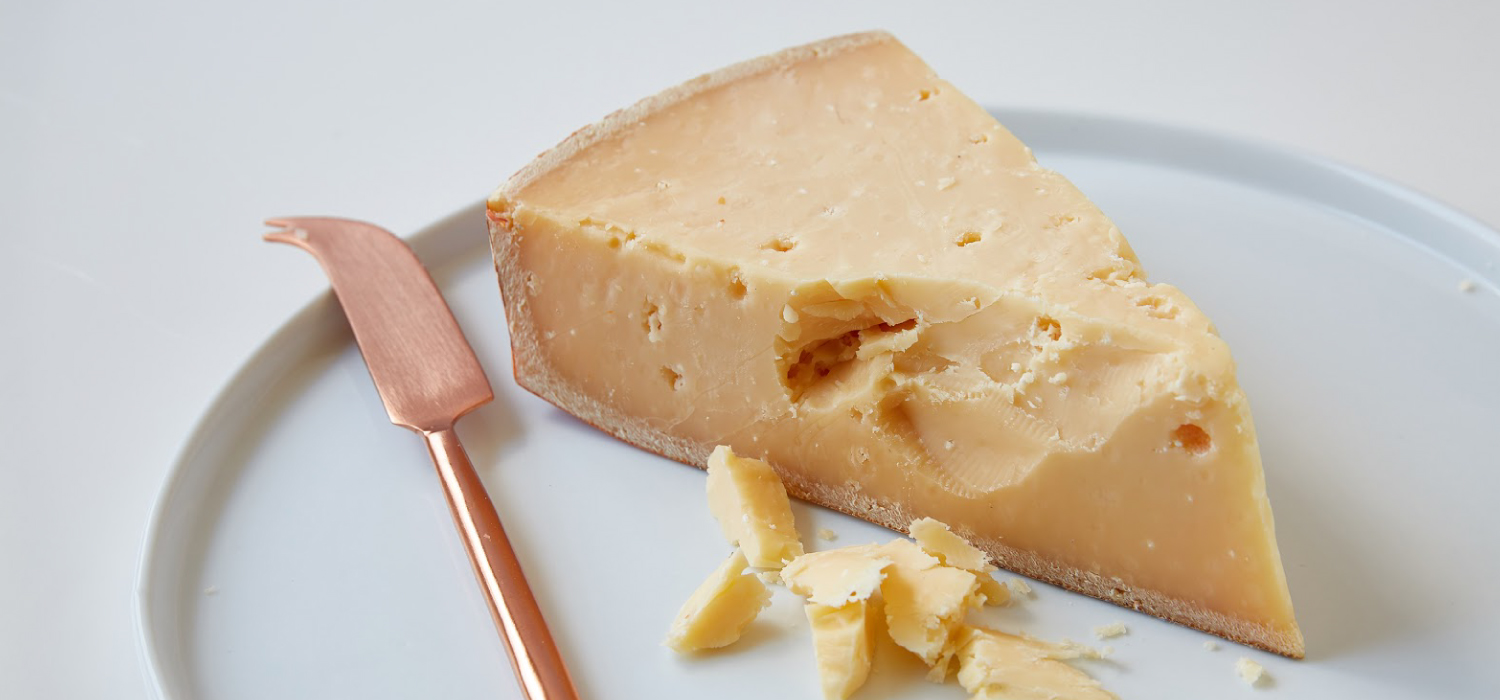 Roomano and extra aged Gouda