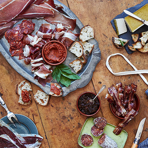 Pairing Perfection: MEAT EDITION with Elias Cairo of Olympia Provisions