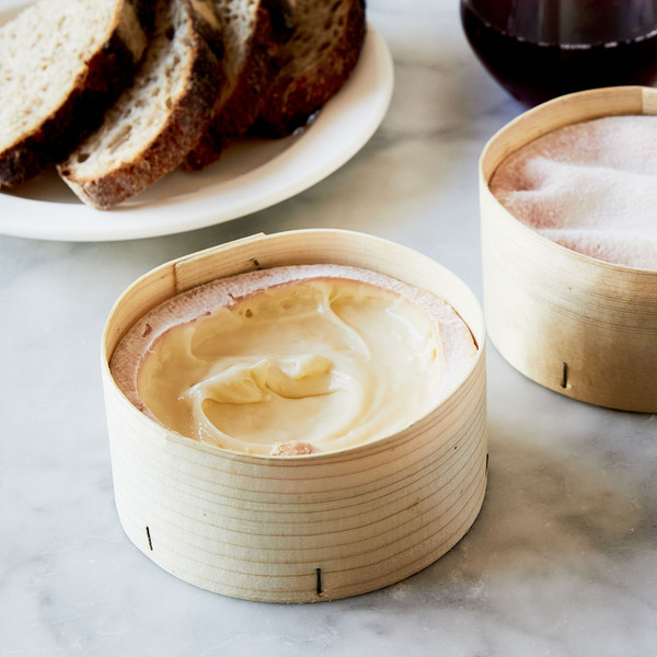 Vacherin Mont D'Or with Spoon