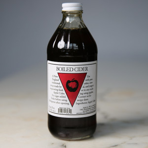 Wood's Cider Mill Boiled Cider Syrup