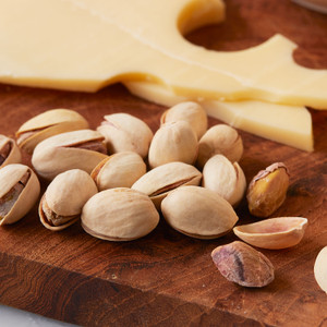 Murray's Roasted & Salted Pistachios 8oz