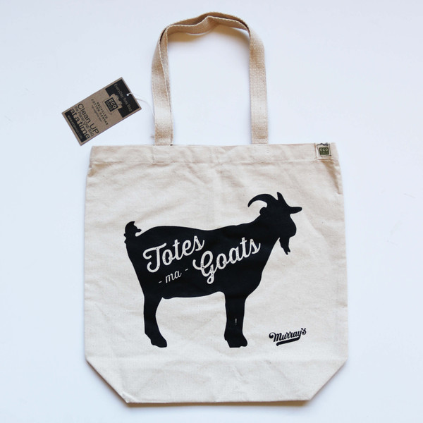 Murray S Goat Tote