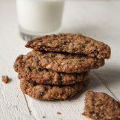 Bien Cuit Oatmeal Cookie 4 Pack