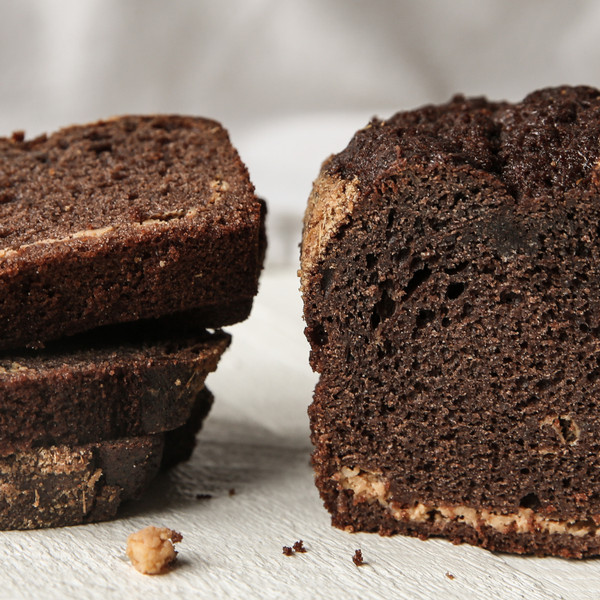 Bien Cuit Chocolate Pound Cake - Large