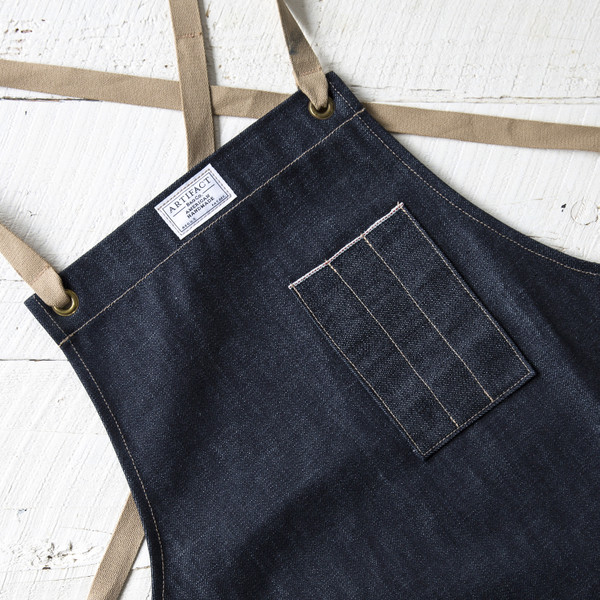 Artifact Culinary Denim Apron