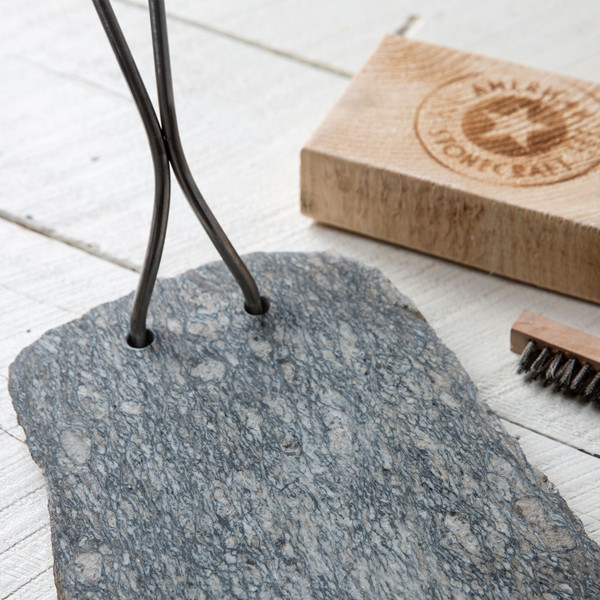 American Stonecraft Large Grilling Stone
