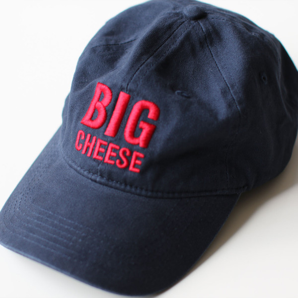 Big Cheese Hat