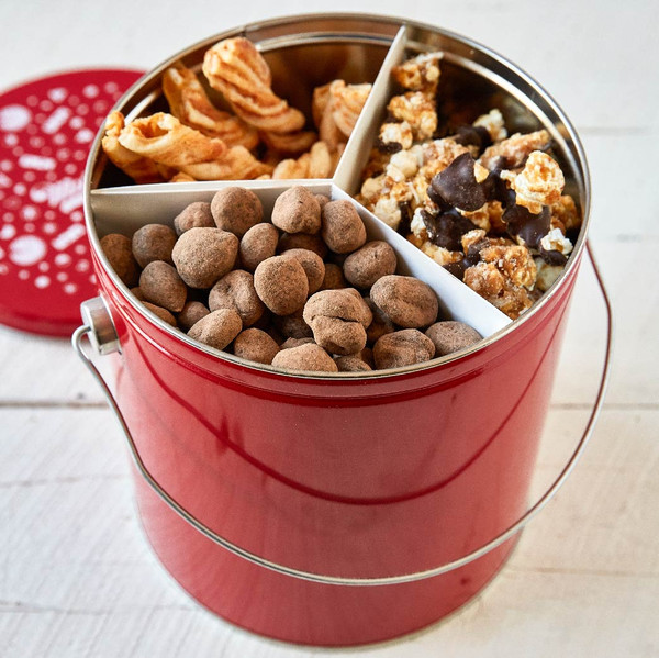 The Ultimate Snack Tin
