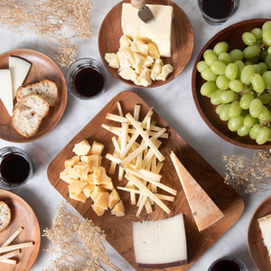 Cheeses of the World Sampler