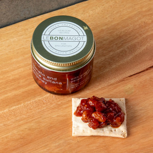 Le Bon Magot Tomato And White Sultana Chutney 2oz