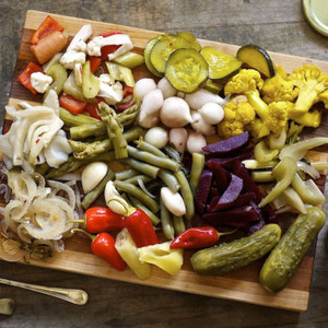 Olympia Provisions ​Pickled Vegetable Sampler