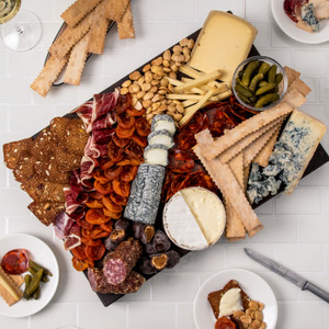 The Ultimate Cheese Board Collection