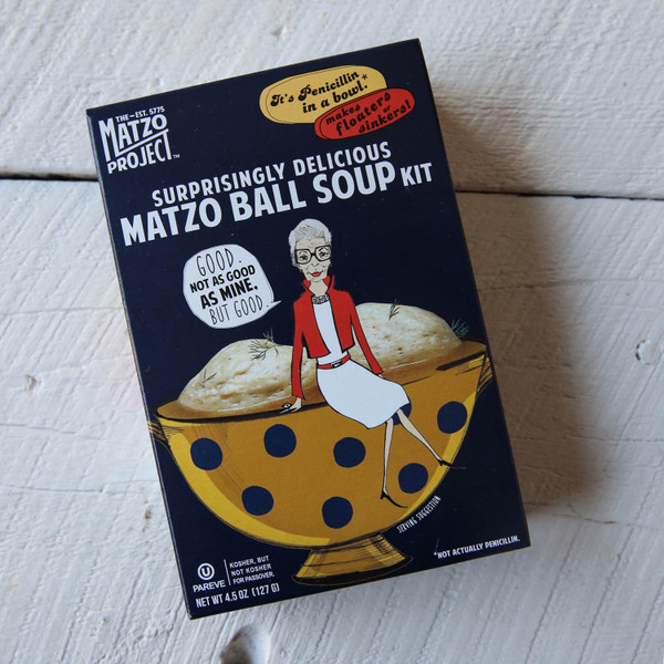 The Matzo Project Matzo Ball Soup Kit 4.5oz